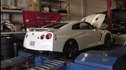 Gt - R on the dyno