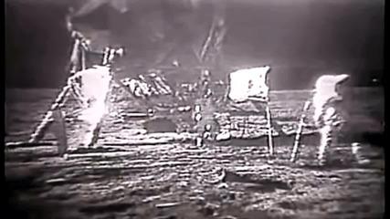 Минутка: Били ли са САЩ на Луната?