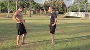 Упражнения за сила- отскок от стоеж на ръце