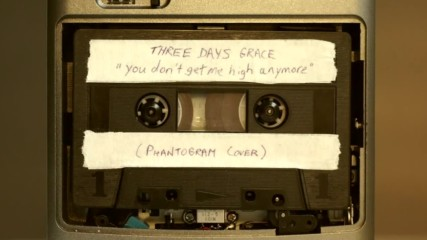 Премиера! Three Days Grace - You Dont Get Me High Anymore ( Audio )