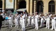 Royal Swedish Cadet Band - It's raining men