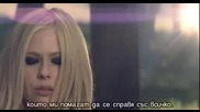Avril Lavigne - When Your Gone(BG SUB)