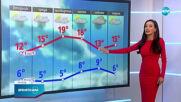 Прогноза за времето (21.04.2021 - обедна емисия)