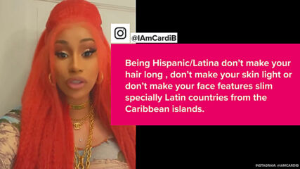 Cardi B launching a haircare line for Afro-Latina Hair