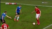 Швейцария 3:0 Естония 27.03.2015
