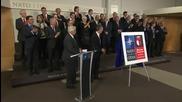 Belgium: NATO announce 2016 Warsaw Summit as FMs gather