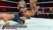 John Cena's wildest moves: WWE Top 10, July 29, 2021