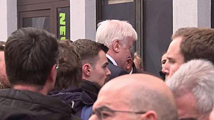Germany: Seehofer visits site of Hanau shooting that left 11 dead