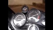 Kawasaki Zzr1100 0 - 300 Kmh
