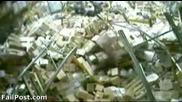 Инцидент в руски склад за водка