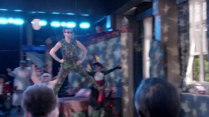 Lucky Star - Glee Style (season 5 episode 19)