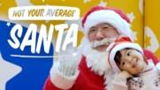 Japan's first Santa is showing the world St. Nick is asian too