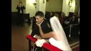 Младоженеца върна порцията!