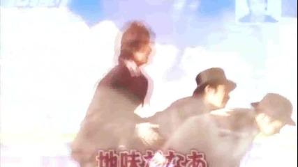 Arashi - Hadashi no Cinderella