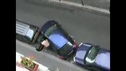 Случайно заснето паркиране!
