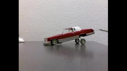 Mini - Lowrider - Cadillac Coupe Model