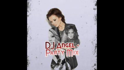 Dj Angel - Фолк Party Mix