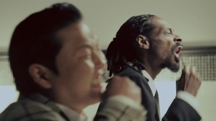 Psy - Hangover feat. Snoop Dogg ( Official Video) превод & текст