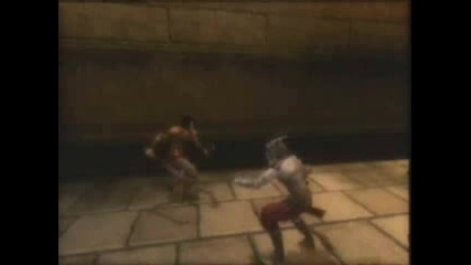 Prince Of Persia - 2 - Warrior Within Clip