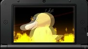 Pokemon X and Y Trailer
