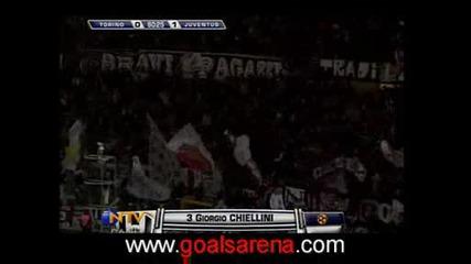 Torino - Juventus 0 - 1