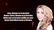 Превод! La Bicicleta - Carlos Vives Shakira - ft. Maluma Remix