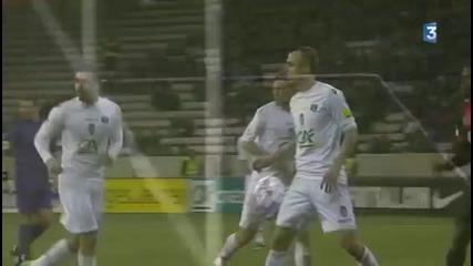 Бербатов класира Монако на 1/4-финал