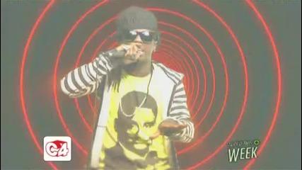 Kevin Rudolf ft Lil Wayne - Let It Rock [ H Q ]