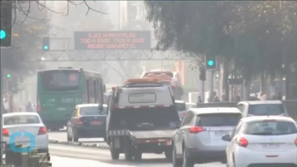 Smog Shuts Down Chile's Largest City