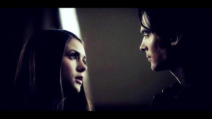 Деймън и Елена - Ще бъда точно тук