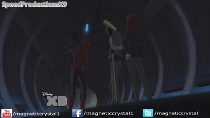 Ultimate Spiderman S2e19 Stan By Me