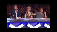 Изправиха ги на крака, вижте ги : Britains Got Talent - Michael Jackson