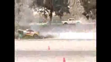 Неуспешен Опит За Drifting - Nissan 350z