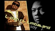 [ N E W ! ] Timbaland Feat. T-pain - Say