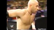 Justin Credible vs. Mark Jindrak - Wwe Heat 03.11.2002