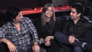 Alex, Jorge Y Lena - Making Of - Alex, Jorge Y Lena EPK (Оfficial video)