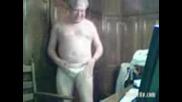 Дядо Пред Web Камера - Голям Смях