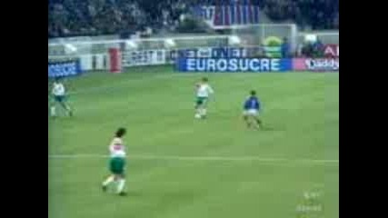 България 2 - 1 Франция 1993 (емил Костадинов)