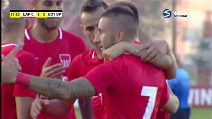 Карачанаков матира Костов за 1:0 в полза на Царско село