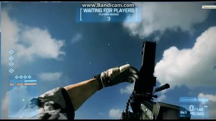 Battlefield 3 M249