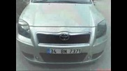 Toyota Avensis Second Version