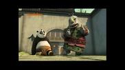 Кунг фу панда - Легенди за страхотният боец 5 Епизод