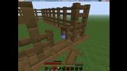 Minecraft-как да си направим ферма на 1.1 и как могат да им се стриже вълната + Трик