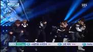 Bangtan Boys / Bts - No More Dream @inkigayo [16/06/13]
