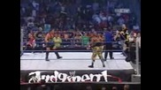 Rey Mysterio & Rob Van Dam Vs. The Dudley Boys