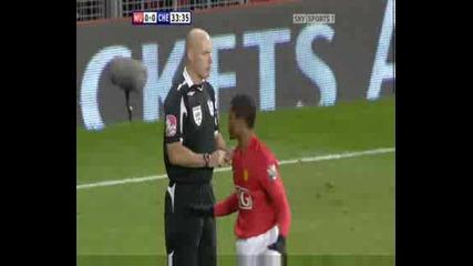 Отбор без граници - Manchester United