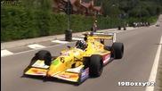 Indycar Dallara Ir9 017 V8 - планинско