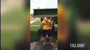 Епичен провал на деня - ice bucket challenge - failarmy
