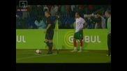 Bulgaria Vs Holland - Martin Petrov Псува