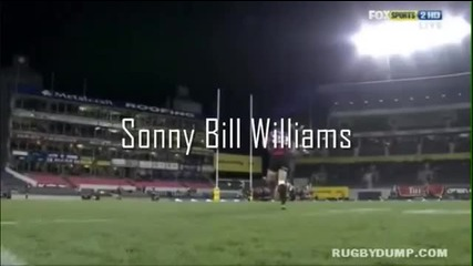 Tribute to Sonny Bill Williams
